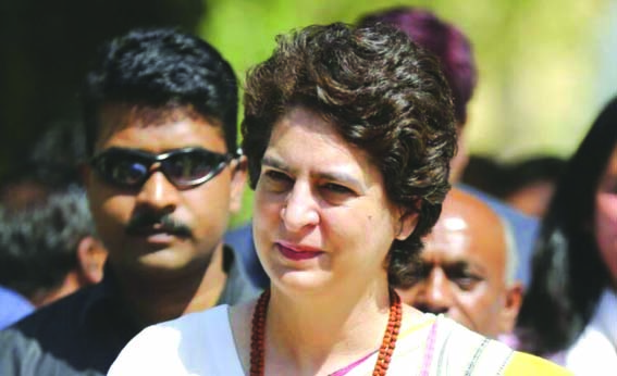 Fully respect people's decision, congratulations to PM: Priyanka Gandhi
