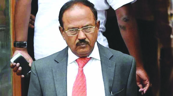 Future security challenges could be grave: NSA Doval