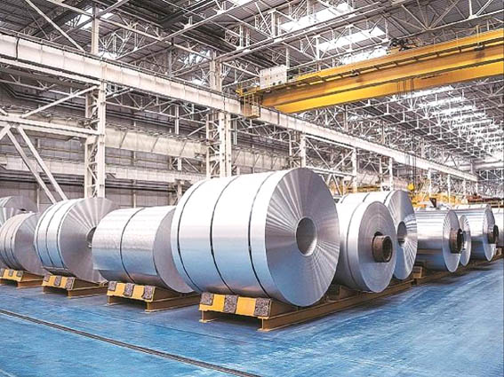 India's crude steel output almost flat at 8.662 MT in April
