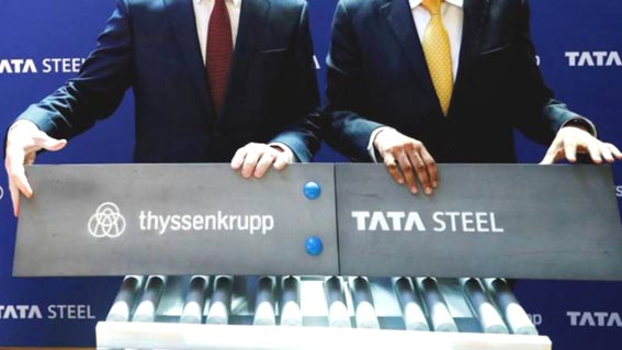 JV with thyssenkrupp: Crucial meet between Tata Steel Europe, unions later this week
