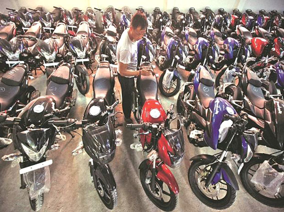 Automobile sales down 7.5% in May, two-wheeler segment worst hit: FADA