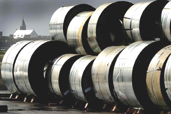 Govt to take steps to contain imports of defective, sub-standard steel