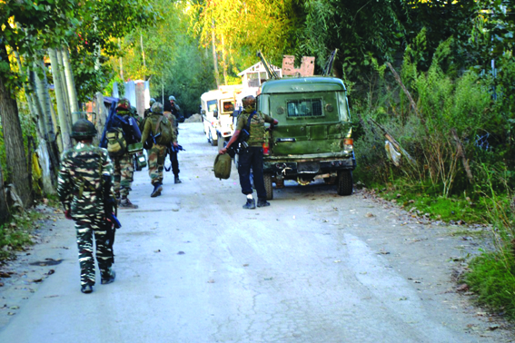 Militant killed in Tral gunfight
