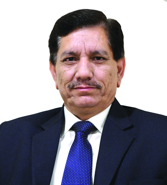 R K Chhibber takes charge as Interim Chairman, MD of J&K Bank