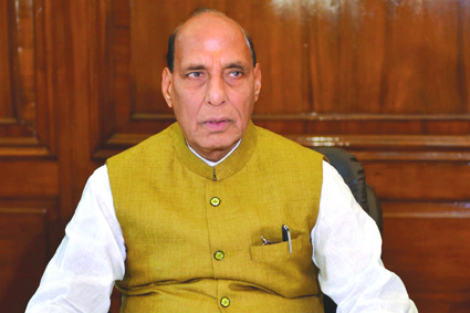 Rajnath to visit Siachen today, meet soldiers