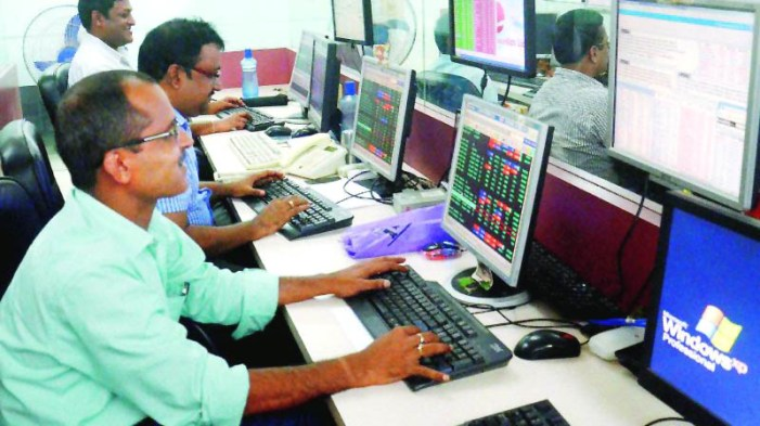 Sensex ends volatile session with minor gains; Indiabulls Housing down 8.5%