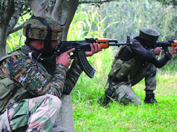 Militant associate killed in Kulgam encounter, others escape: Police