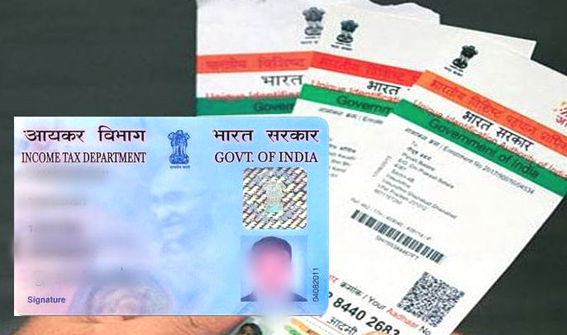 PAN not linked to Aadhaar card will become invalid from September