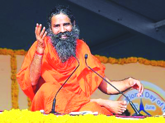 Govt preparing to abrogate Article 370, claims Baba Ramdev