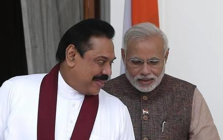 Sri Lankan PM embarks on 4-day state visit to India