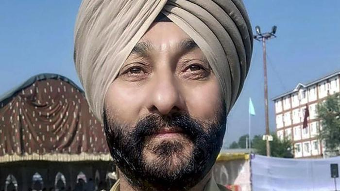 DSP Davinder Singh case: NIA conducts raid in Pulwama