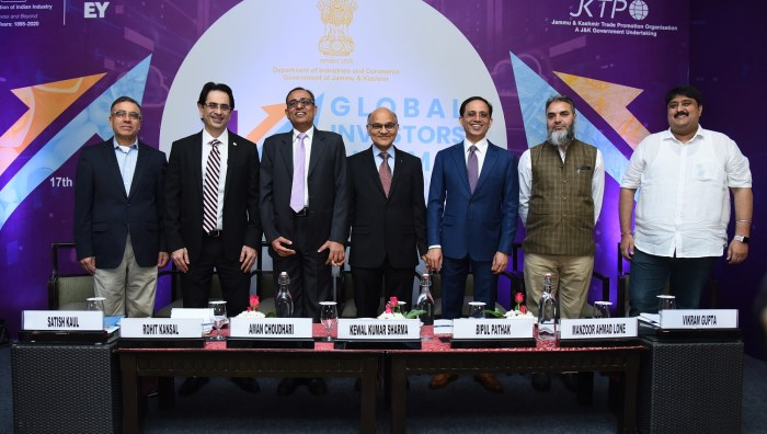 Global Investors' Summit: Delegation Reaches Out To Investors At Financial Capital