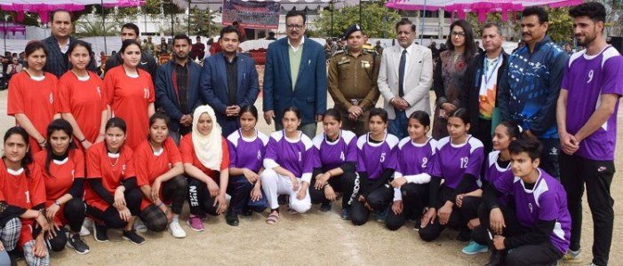 Chaudhary asks players to work hard for winning big titles
