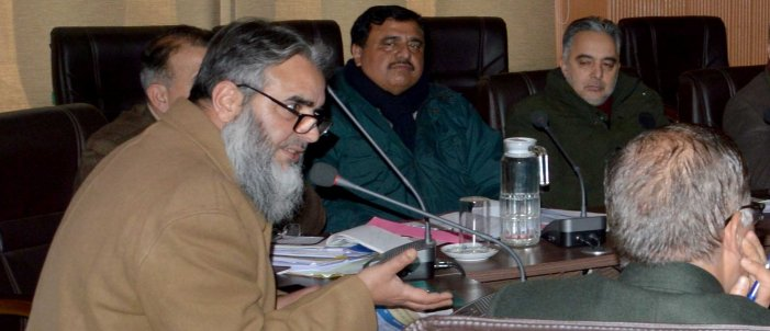 Secy Horti reviews implementation of MIDH, PMDP