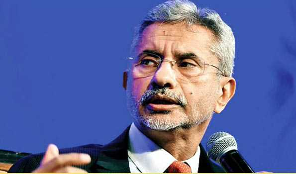 S Jaishankar undertakes surprise visit to Kashmir