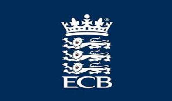ECB suspends professional cricket till May 28 due to COVID-19
