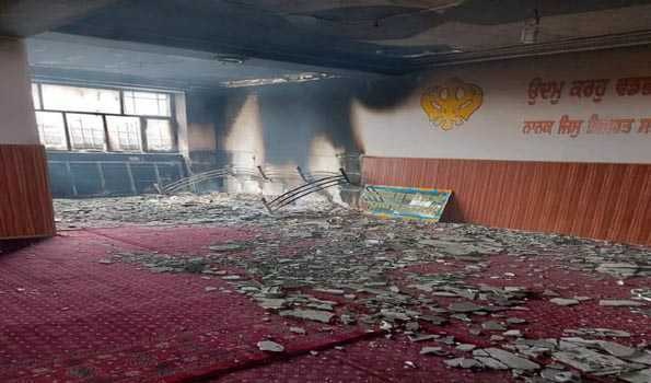 Gurudwara attack in Afghanistan claims 25 lives