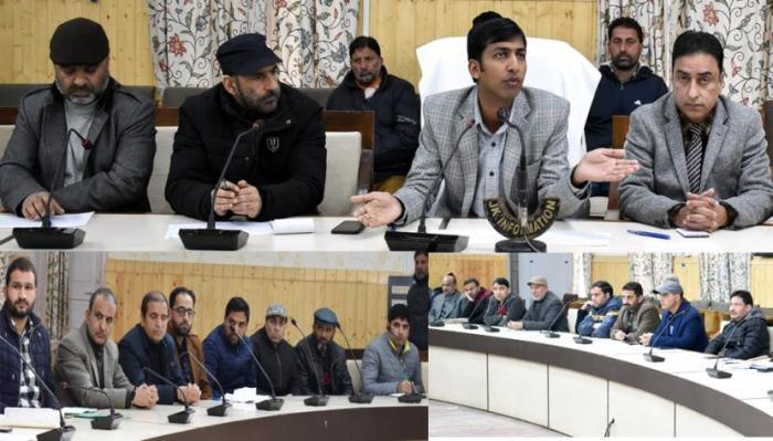DDC Kupwara reviews preventive measures