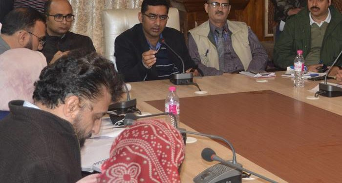 COVID-19: Preparedness for tackling threat and containing spread reviewed after surfacing of positive case in Srinagar
