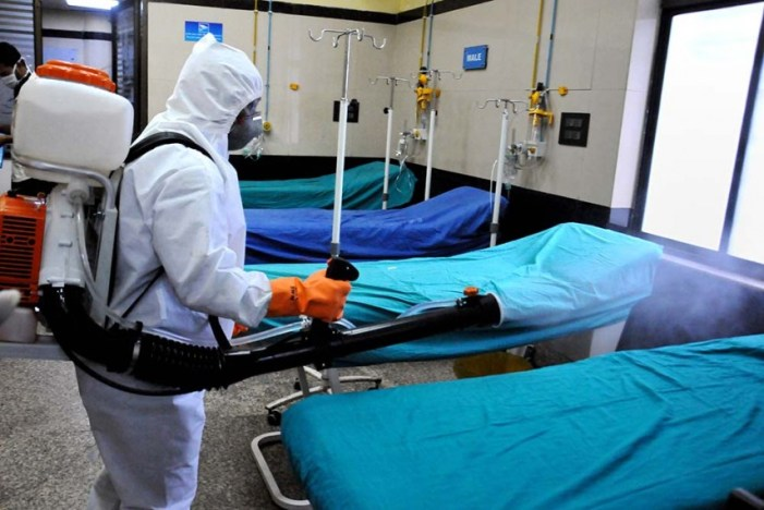 India's coronavirus death toll rises to 16, positive cases to 694