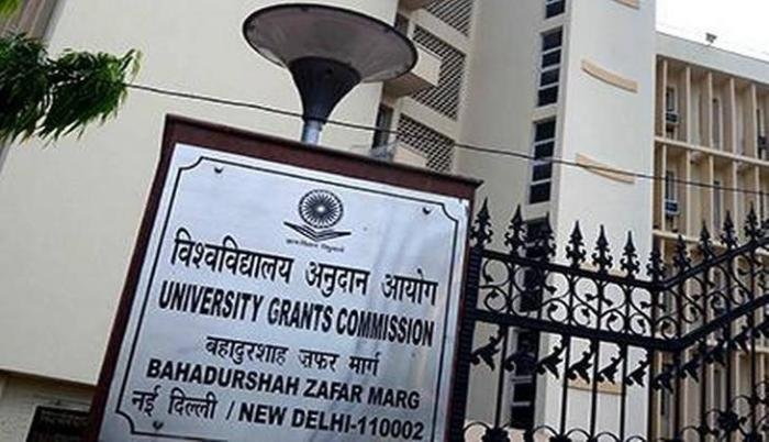 UGC guidelines for sessions, exams next week