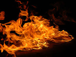 Fire destroys property worth lakhs in Pulwama