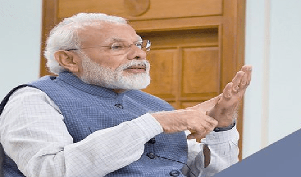 COVID-19 battle in India is people-driven, asserts PM