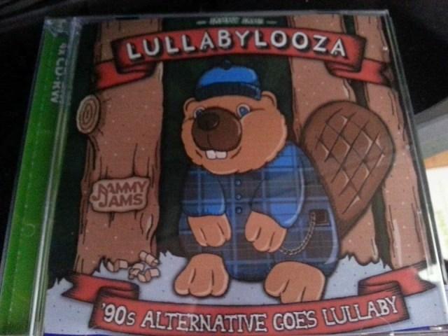Jammy Jams - Lullabylooza: '90s Alternative Goes Lullaby