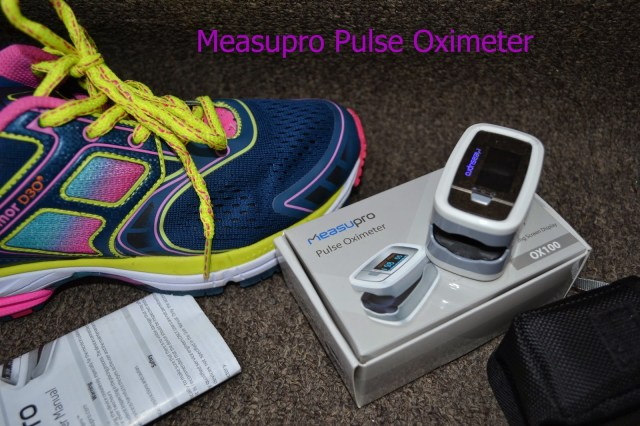 MeasuPro OX100 Instant Read Pulse Oximeter Review #MeasuPro