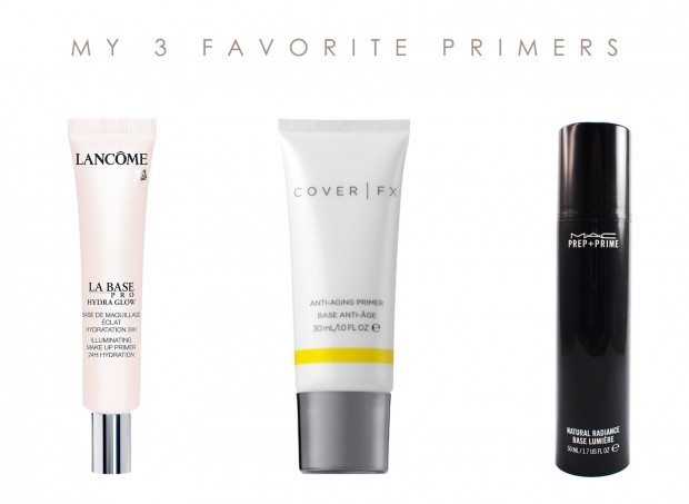 3 favorite primers