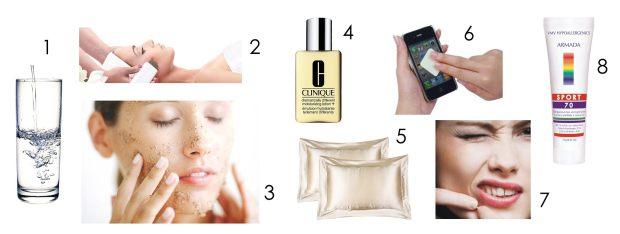 Skin Prep Photo