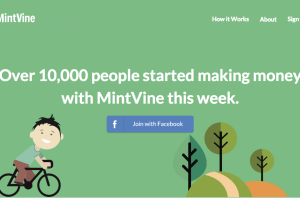 mintvine review, make money online with surveys, mintvine make money online