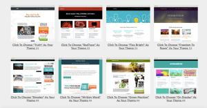 Kalatu Blogging Platform Themes...Only 8!