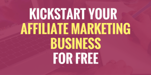 affiliate marketing with no money