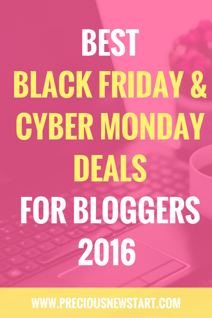Best Black Friday And Cyber Monday Deals For Bloggers And Internet Marketers 2016