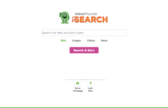 inbox pounds get paid to search