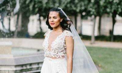 image of jessica elliot on her wedding day