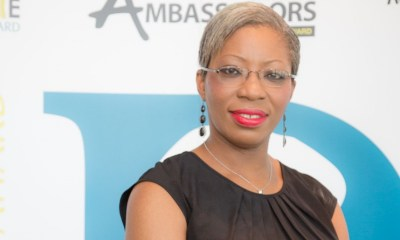 image of Tessy Ojo, CEO, The Diana Award