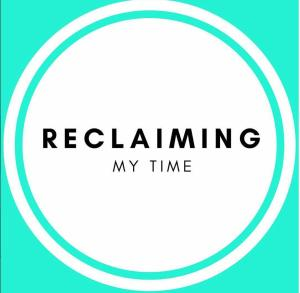 reclaiming my time logo