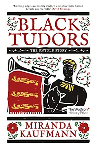 front cover of The Black Tudors