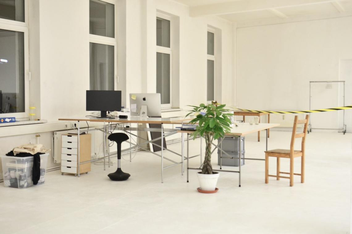 image of empty office space