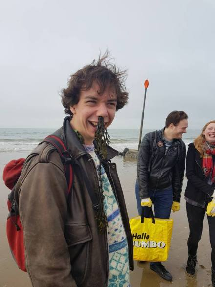 Scheveningen 5 Precious Plastic Den Haag | PPDH