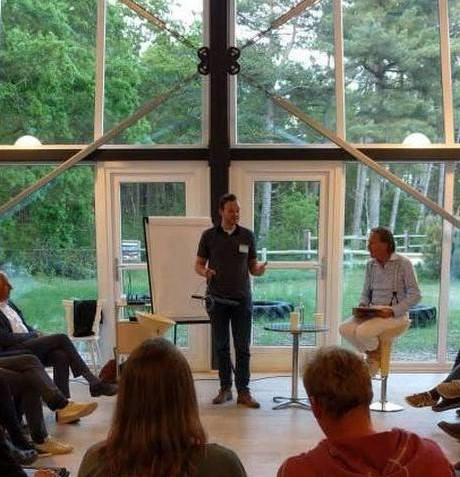 Fossil-free Island Trade Mission | Precious Plastic Den Haag | PPDH2