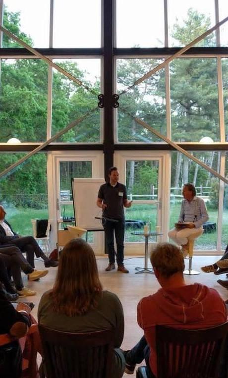 Fossil-free Island Trade Mission | Precious Plastic Den Haag | PPDH2