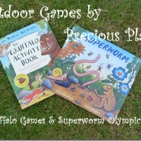 Outdoor Play: Gruffalo Games & Superworm Olympics