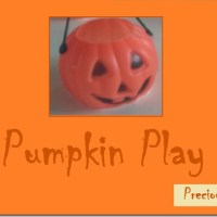 Pumpkin Play Ideas