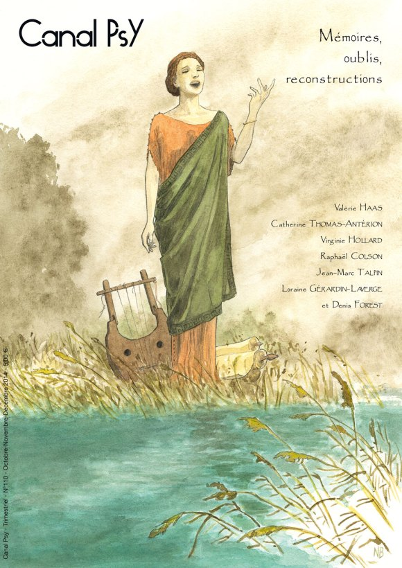 Canal Psy 110 - Couverture