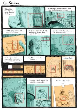 La Sirène - page 1