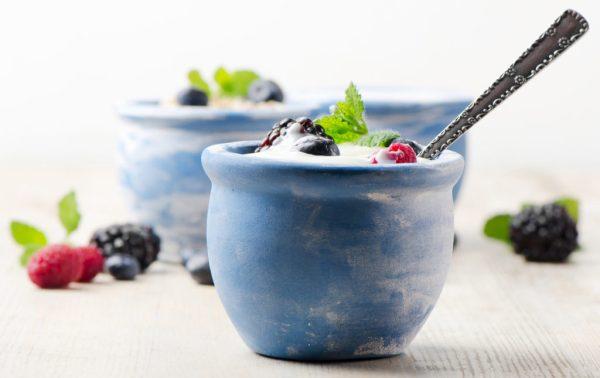 iogurte para má digestão