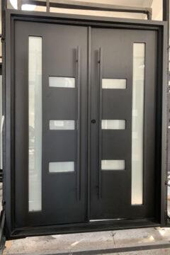 72 x 96 archives precise iron doors